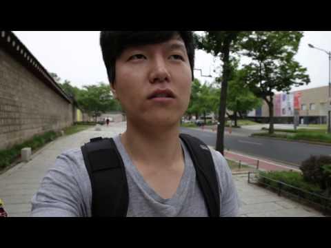 VLOG Corée 4 - Gyeongbokgung, Cheonggyecheon et N Seoul Tower !