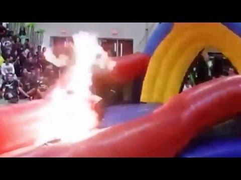 Kitchen Nightmares Fire Department