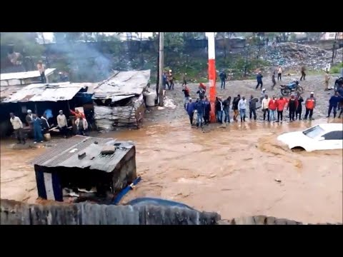 Eye on Africa: Floods leave thousands stranded in Kenya