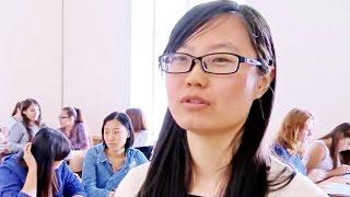 Обучение студентов из Китая на кафедре русского языка и литературы. ЮУрГУ-ТВ (2013)
