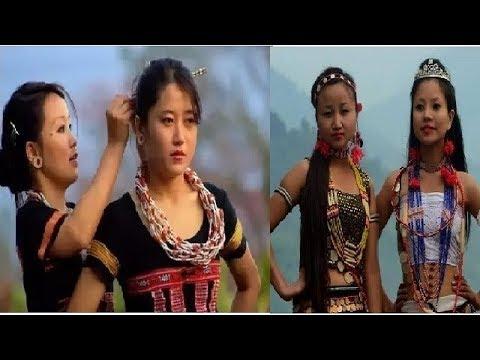 Beautiful tribes of ARUNACHAL PRADESH,Northeast India.