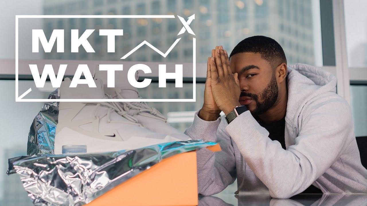 1417892d StockX MKT Watch: Laser 4s Brick, Paris Fashion Week & Ben Baller Bids