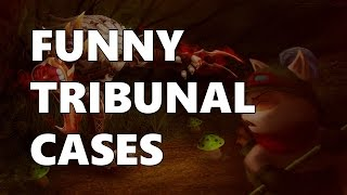 FUNNY TRIBUNAL CASES 7