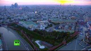 Праздничный концерт «Дороги Великой Победы» на Красной Площади