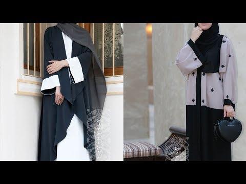 Annah Hariri 2017 Spring Summer Abaya Models 2/2