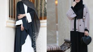 Annah Hariri 2017 Spring Summer Abaya Models 2 2