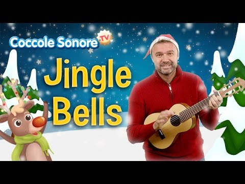 Jingle Bell - Coccole Sonore Songs for children feat Stefano Fucilil