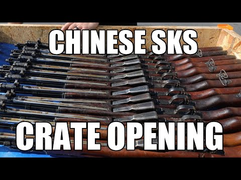 We Have More Chinese SKS Rifles! Mp3