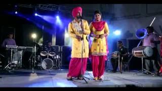 New Punjabi Songs || Sunakhi Naar | Keh Gaya Such Chamkila | Atma Budhewal and Aman Rozi Live |