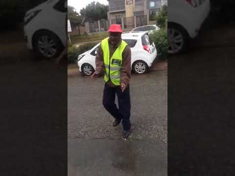 Car guard rapping in Johannesburg