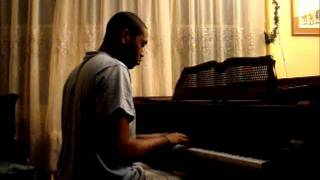 song cry on piano