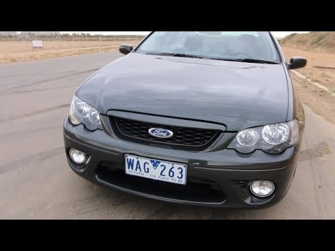 Wheel Bearing Trouble Ford Falcon Xr6 Focusondetailing Youtube