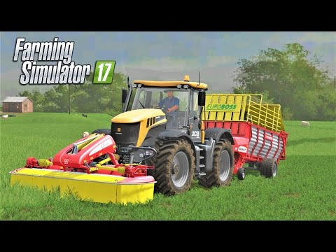 Farming Simulator 2017 | Wrapping Things Up | Sandy Bay | Episode 28