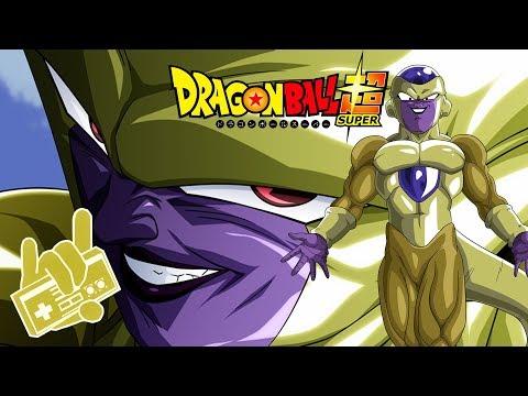 Dragon Ball Super - Golden Frieza Theme   Epic Rock Cover