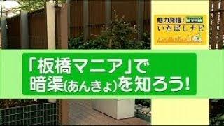 【板橋区】魅力発信!いたばしナビ 第49回 テーマ「板橋マニアで暗渠(あんきょ)を知ろう!」