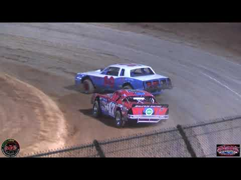 Placerville Speedway 9-14-19 Pure Stock Main Highlights Season Finale
