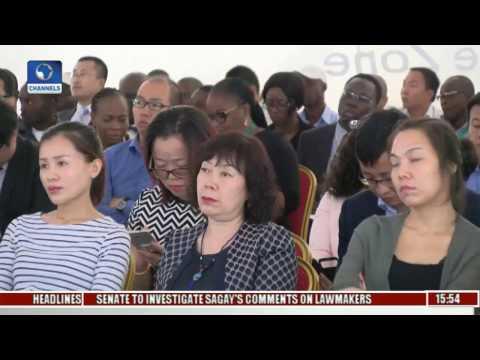 Dateline Lagos: Lagos Hosts Nigeria-China Forum To Boost Export Potentials