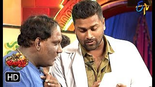 Fasak Shashi Performance | Extra Jabardasth | 11th October 2019 | ETV Telugu