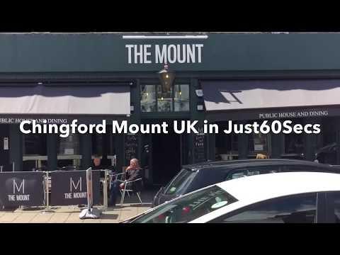 see Chingford Mount E4. London. shops,cafes & Bars