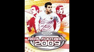 Download Real Football 2009 (Java Game - 2009) - GameLoft By: GamesSky
