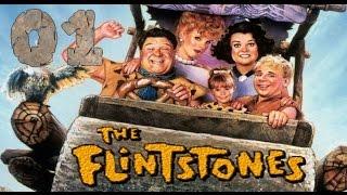 Lets Race The Flintstones (Blind, German) - 01 - Fred Feuerstein