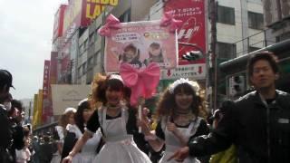 2010年03月21日の日本橋ストリートフェスタ.