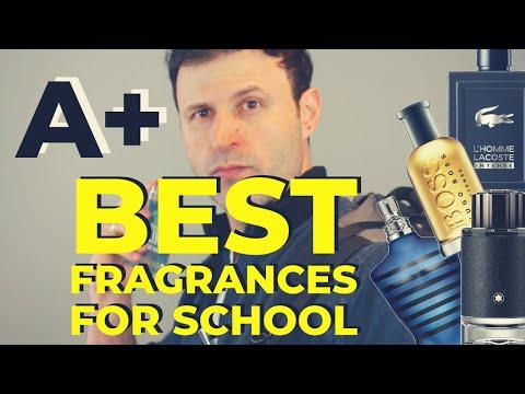 Top 10 Men Colognes for School 2019   Best Fragrances for Students   Back To School
