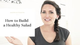 Nutrition: Healthiest & Worst Salads at Sweetgreen, Building a Healthy Salad
