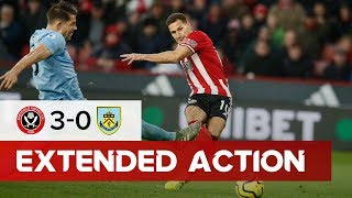 Sheffield United 3-0 Burnley | Extended Premier League highlights