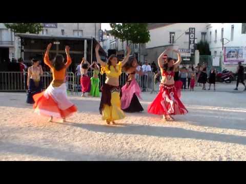 Fête de la musique La Rochelle * danse orientale *