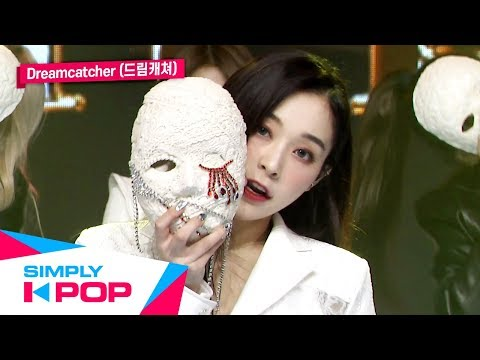 [Simply K-Pop] Dreamcatcher(드림캐쳐) - Scream _ Ep.402 _ 022120