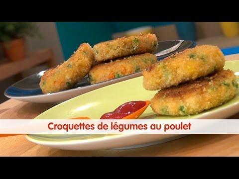 recette-de-croquettes-de-légumes-au-poulet---750g