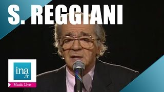 "Serge Reggiani ""Ma fille"" (live officiel) | Archive INA"