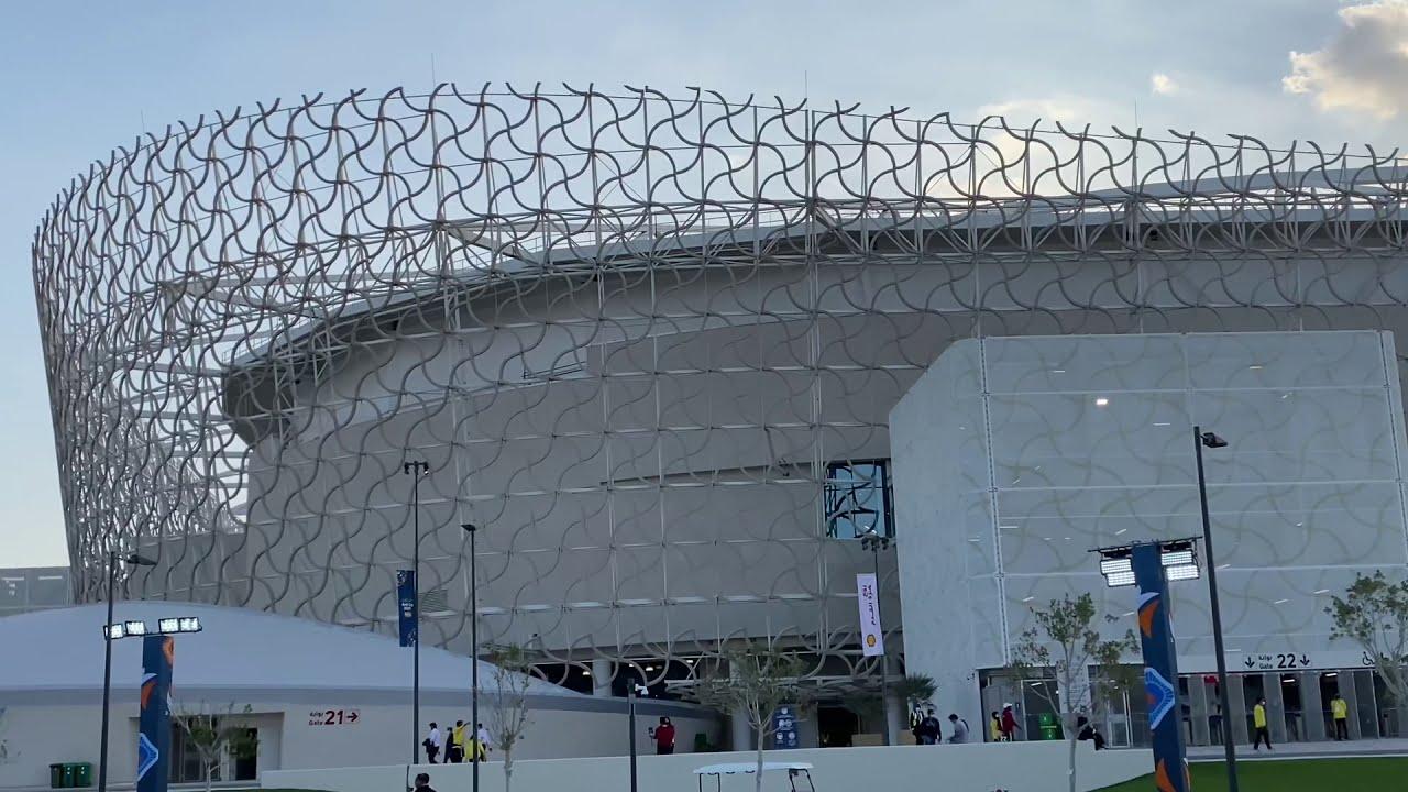 Download Al Rayyan stadium inauguration 2020
