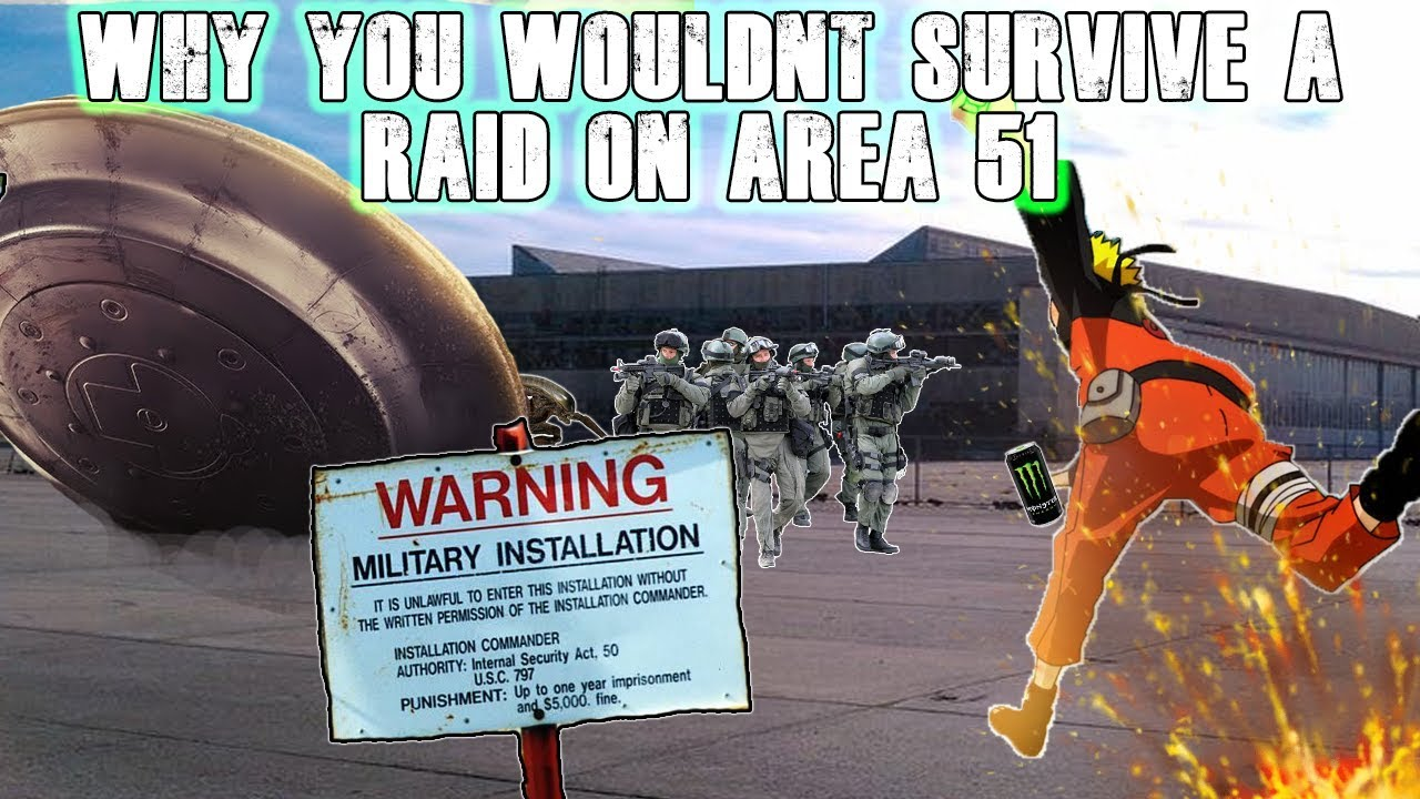 When Is The Area 51 Raid