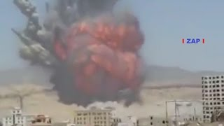 Mother Of All Bombs- US Drops Largest Non-Nuclear Bomb In Afghanistan