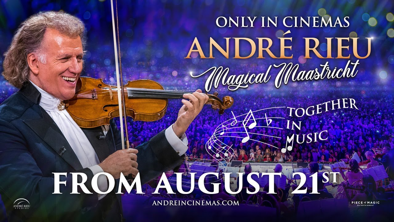 Andre Rieu: Together in Music
