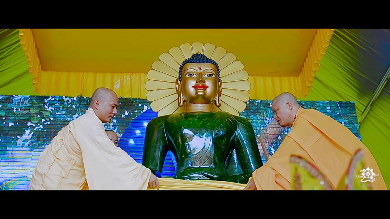 Chùa Thiên Hưng – Lễ Cung Nghinh Phật Ngọc Hòa Bình Thế Giới 2016