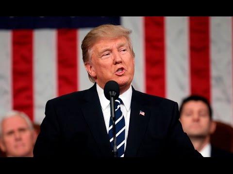 Fact-Checking Trump's Speech To Congress