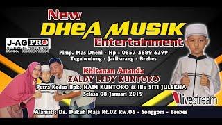 LIVE STREAMING NEW DHEA MUSIK ENTERTAINMENT ||| DUKUH MAJA - SONGGOM - SIANG