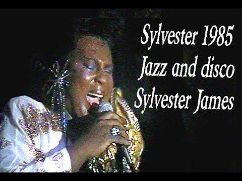Sylvester in 1985 Jazz and disco disco