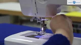 видео Швейная машина Brother Vitrage M73