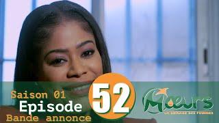 MOEURS, la Brigade des Femmes - saison 1 - épisode 52 : la bande annonce