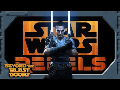 How Starkiller was Almost in Star Wars Rebels Confirmed by Sam Witwer