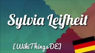 Sylvia Leifheit WikiThings DE