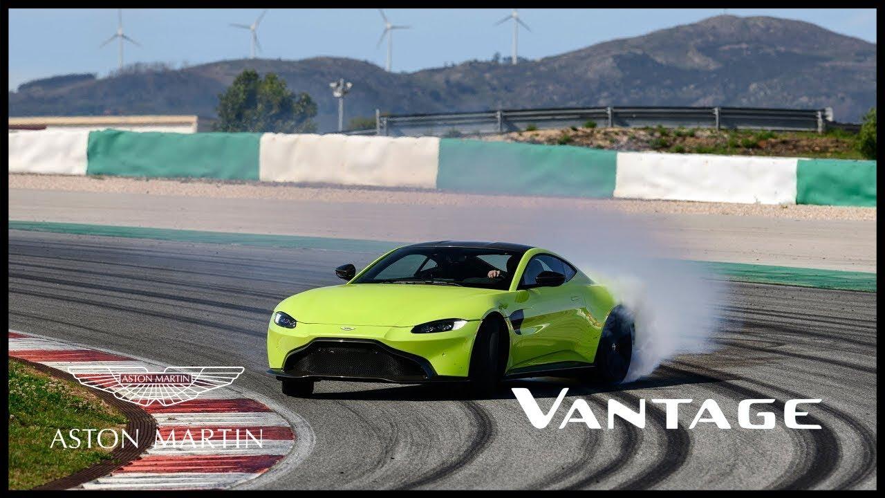 The New Aston Martin Vantage BeautifulWontBeTamed YouTube - Cheapest aston martin