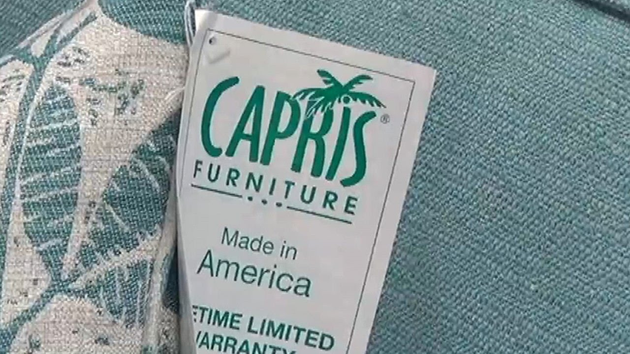 Capris Furniture Sunbrella Bradenton Sarasota