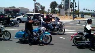 Choppers, Harley Davidson