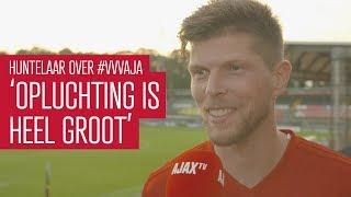 Klaas Jan Huntelaar is 'nu al fan van de VAR'