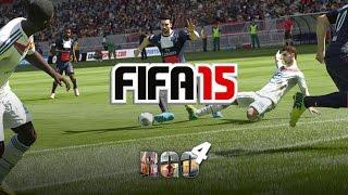 'RAPGAMEOBZOR 4' - FIFA 2015